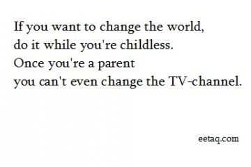 Parenthood And Changin