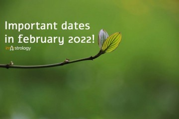 Horoscope: Important dates in February 2019