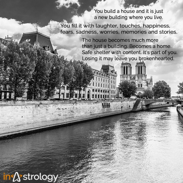 Instrology Quotes - In memoriam to Notre Dame