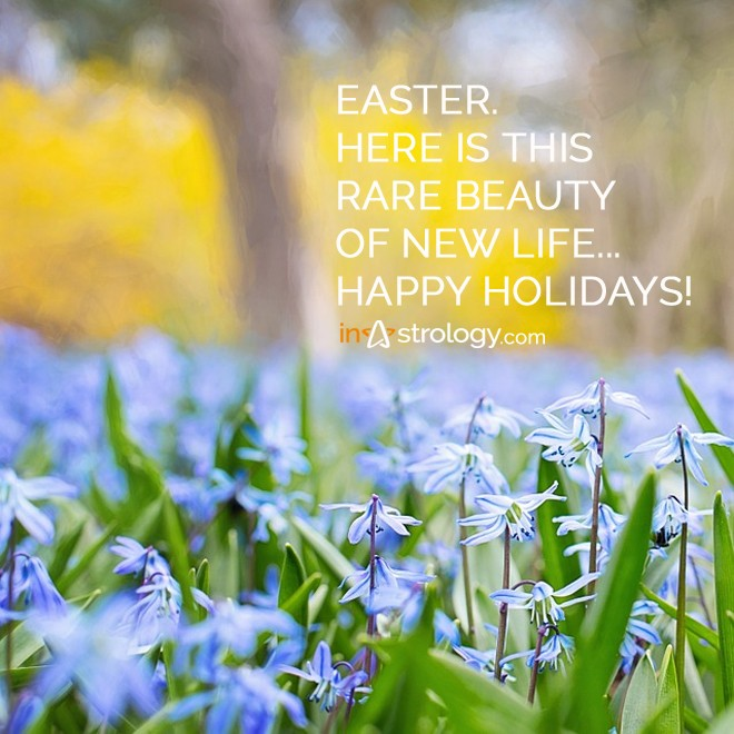 Instrology quotes: Easter