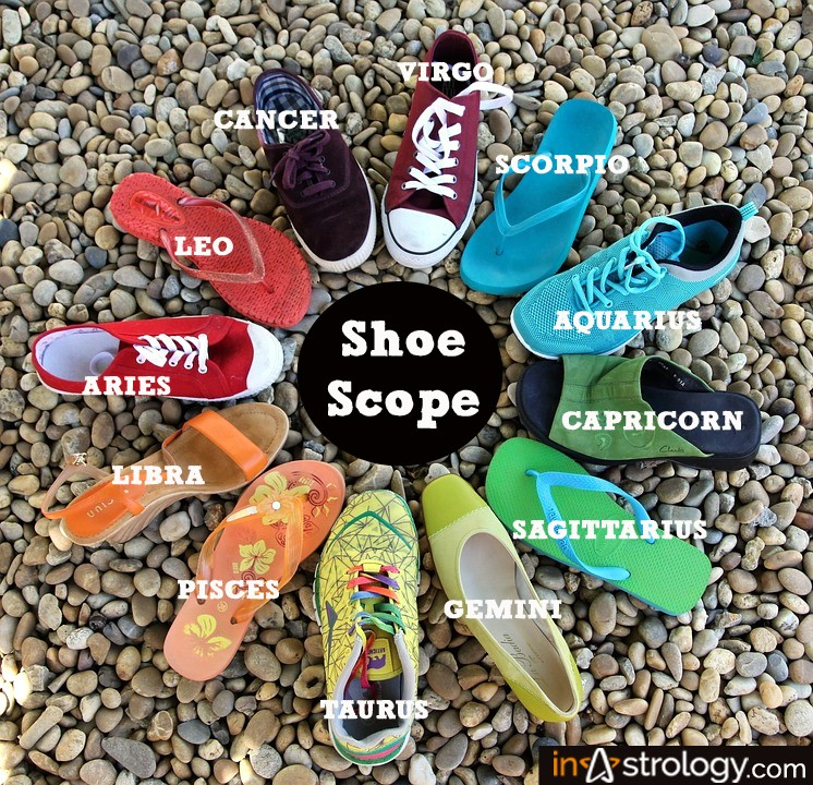 Shoes and Astrology